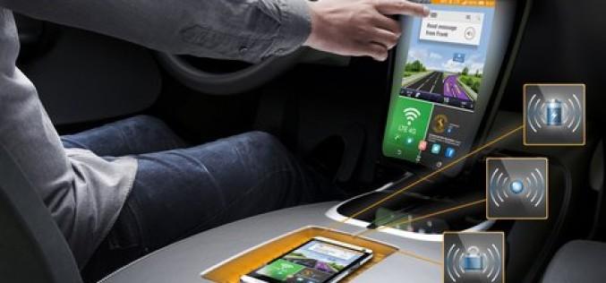 Continental: управление с жестове за всички автомобили