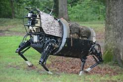 Google представи куче-робот