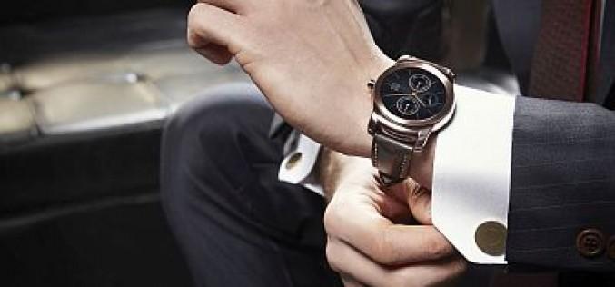 MWC 2015: Елегантнен, метален смарт часовник от LG