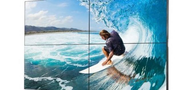 Toshiba показва мащабни видеостени на изложението ISE 2015