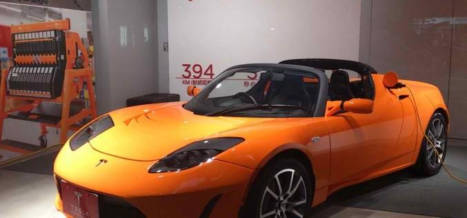 Нов Tesla Roadster може да измине с едно зареждане близо 400 мили