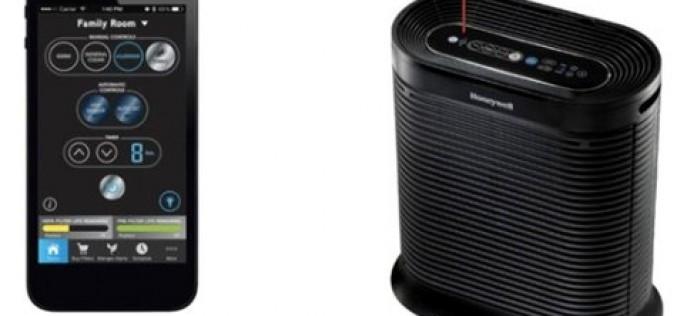 Очистител на въздуха с Bluetooth, ефективен при алергии