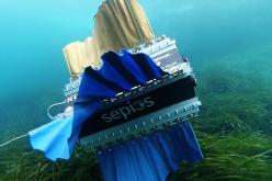 Sepios – подводен робот с перки