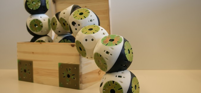 В Швейцария изобретиха роботизирани мебели
