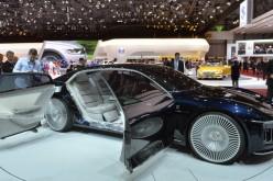 Продукти на LG в новия концептуален автомобил Gea