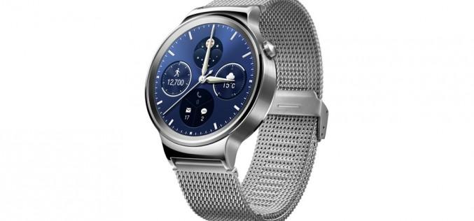 MWC 2015: Huawei представи новия си часовник Huawei Watch