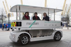 Представиха безпилотни автомобили, които Великобритания ще тества