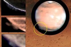 Мистериозна мъгла над Марс озадачи учените