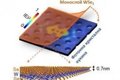 Учените изграждат нанолазер само от един атомен лист
