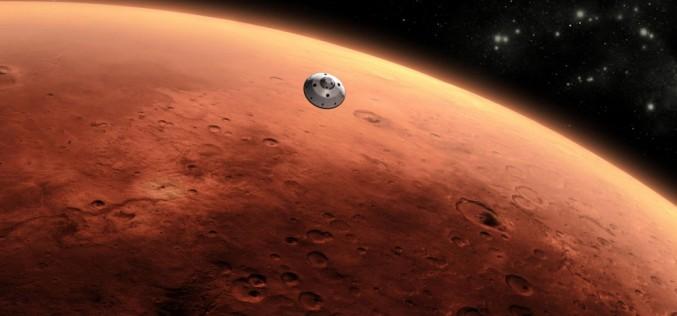 НАСА изпраща вертолет на Марс