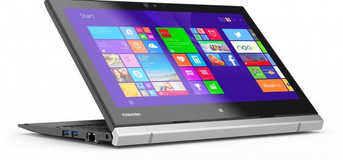 Toshiba Portégé Z20t и Chromebook 2 с отличие за продуктов дизайн Red Dot Award
