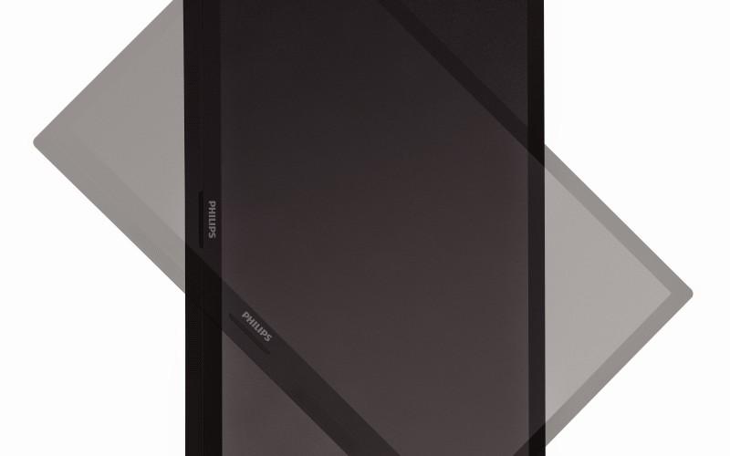 Нов монитор на Philips разширява екранното пространство само с един USB кабел