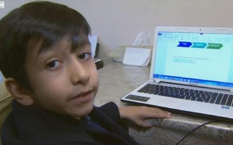 6-годишно момче издържа изпит на Microsoft
