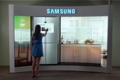 Сензорен екран на височината на човешки ръст