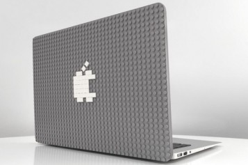 Лего опаковка за Macbook