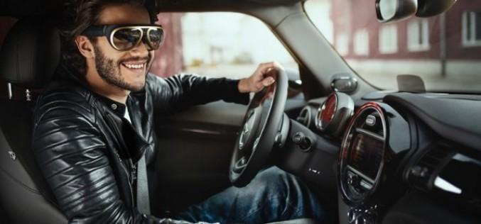 Шофьорски очила с добавена реалност