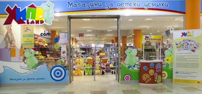 Интегрирани ERP и BI решения заработиха в най-голямата верига детски хипермаркети у нас