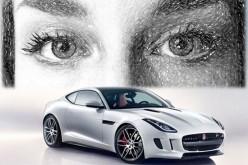 Нов патент на Jaguar ще ви позволи да управлявате задните чистачки с очите си
