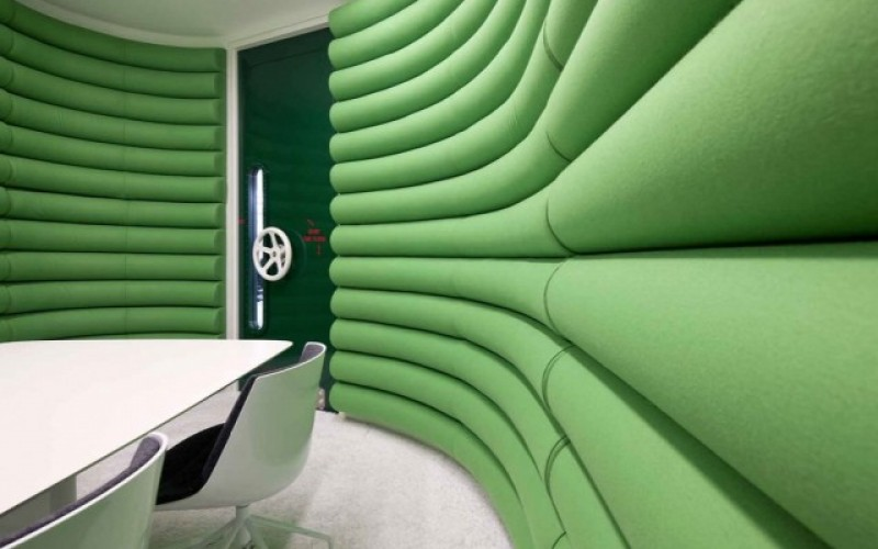Ето как изглежда новият офис на Google в Лондон