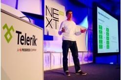 TelerikNEXT: първата глобална конференция за разработчици на Telerik, a Progress Company