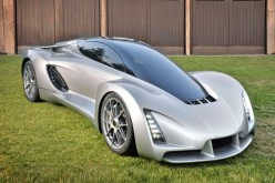 Blade: 3D принтиран суперавтомобил