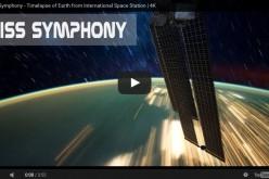 Поглед на Земята от Международната космическа станция