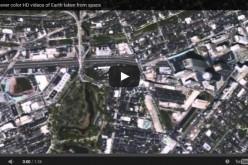 Първото видео с висока резолюция на Земята от Международната космическа станция