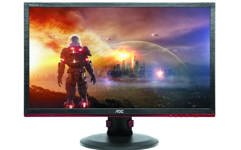 AOC и AMD FreeSync постигат перфектна картина в нови геймърски монитори