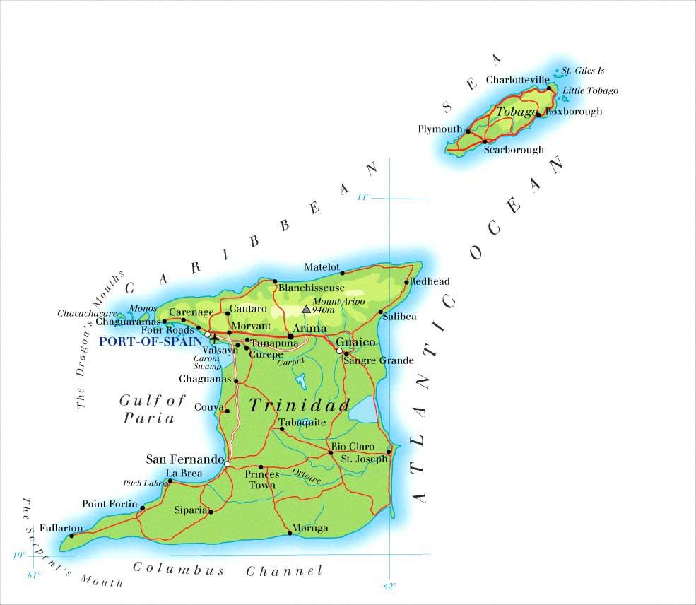 Map-Trinidad_and_Tobago