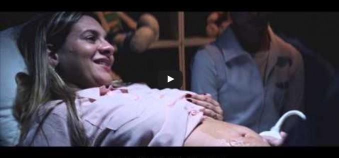 """Незряща майка """"вижда"""" бебето си за първи път, благодарение на 3D печат"""
