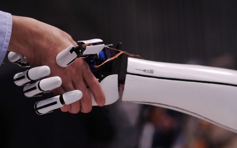 3D принтирана роботизирана ръка променя мисленето ни за протезите