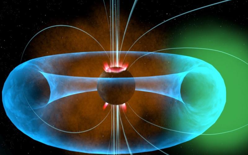 Откриха гигантски тунели от плазма около Земята