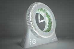 Футуристична система за отглеждане на зеленчуци
