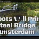 steel bridge 3D