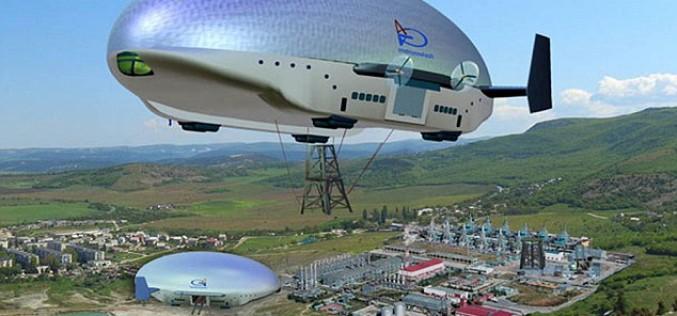 Русия прави нов дирижабъл с твърд корпус