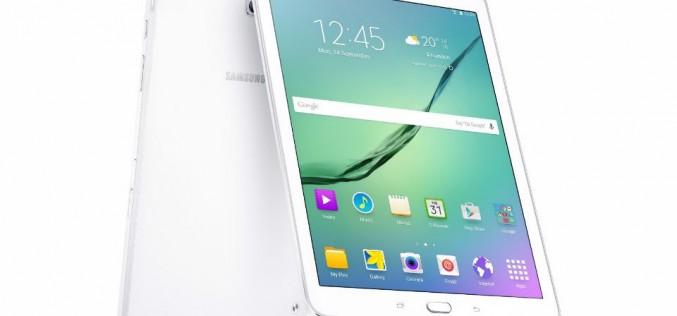 Samsung пуска два супер тънки Galaxy Tab S2 таблета