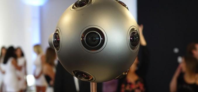 Nokia създаде OZO: 360-градусова камера за виртуална реалност