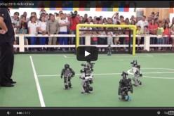 Вижте кадри от тазгодишното издание на шампионата RoboCup в Китай