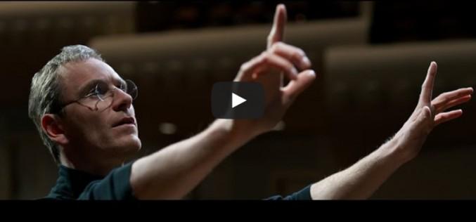 Нов трейлър на филма за Стив Джобс (с български субтитри)