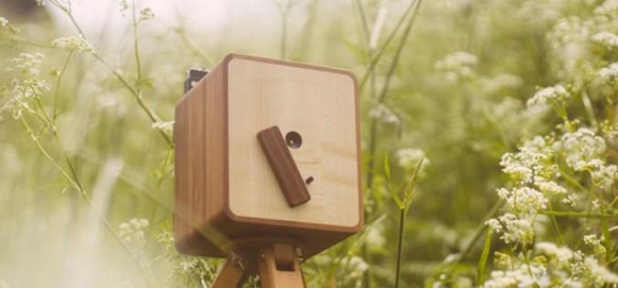 Дървена пинхол-камера в цифровата ера?