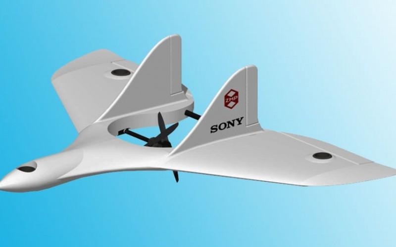 Sony пуска дрони с услуги за бизнеса