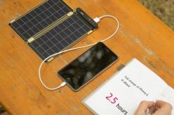 Solar Paper – ново супер тънко слънчево зарядно