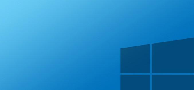 Последният завинаги Windows 10 е тук