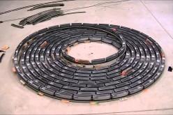 Изобретател пренареди влакова композиция в безкраен цикъл