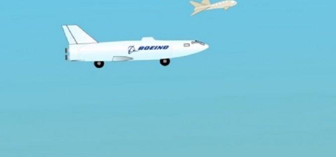 """Боинг патентова """"летяща подводница"""""""