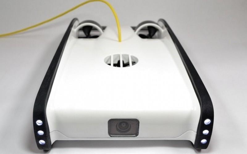 Водоустойчив дрон прави революция в подводната фотография