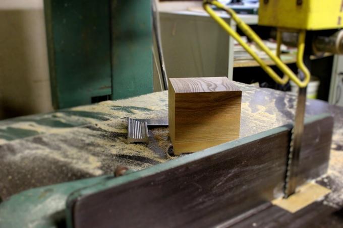 Wood Kubb6