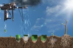 Британска компания иска да използва дронове, за да засади 1 милиард дървета