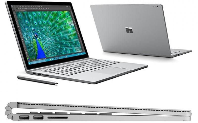 Microsoft изненада с хибриден лаптоп Surface Book от върхов клас