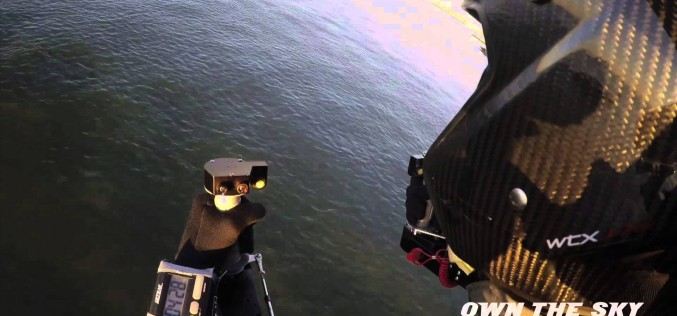 Полет над Ню Йорк с реактивна раница